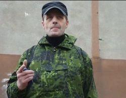 """""""Бес"""" озверел: на видео снимает расстрел украинских офицеров"""