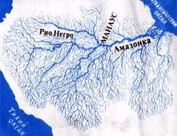 Амазония полна загадок древних цивилизаций