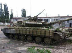 Захваченный у боевиков в Артемовске танк идентифицирован как российский
