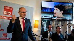 Меркель проигрывает местные выборы в своей вотчине