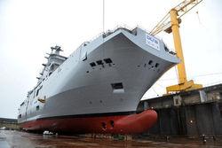 Несмотря на давление США, Франция поставит «Мистрали» России