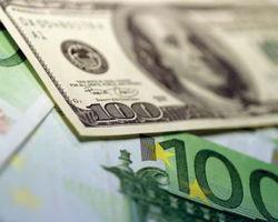 Курс евро падает до 1.3364 на Forex