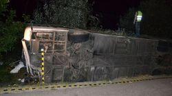 74 туриста из Украины пострадало в ДТП в Румынии, есть жертвы