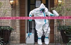 В России госпитализировали мать с ребенком с подозрением на Эболу