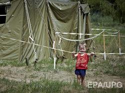 Из зоны АТО и Крыма уехали свыше 109 тыс. человек