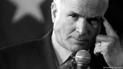 Умер сенатор США Джон Маккейн