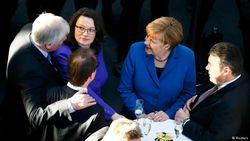 Меркель таки удалось создать коалицию с СДПГ