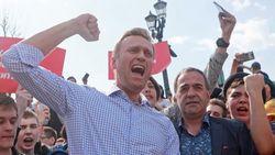 Навальный анонсировал всероссийскую акцию протеста