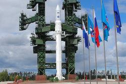 С третьей попытки новейшую ракету-носитель «Ангара» запустили