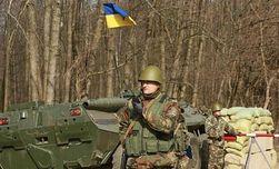 К границе Украины 50 машин везут боевиков