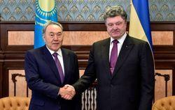 Петр Порошенко нанесет официальный визит в Казахстан