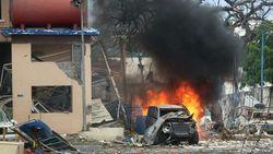 Террористы захватили отель в Сомали