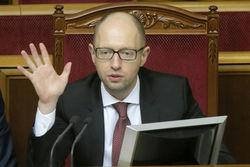 Яценюк выступил за скорейшее формирование нового правительства