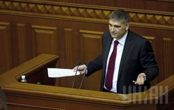 Автор закона об амнистии Юрий Мирошниченко