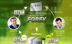 PROFIT Group представил инвесторам форекс «Личного трейдера»