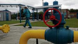 За первые сутки тестовой прокачки Украина получила из Словакии 2 млн. куб. м