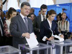 Порошенко заявил о необходимости переговоров с юго-востоком Украины