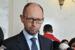 Яценюк заявил о возможном компромиссе с РФ по газу