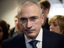 Ходорковский попросил у властей Швейцарии въездную визу