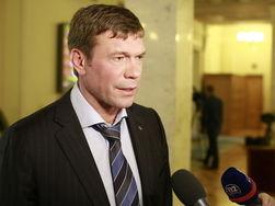 Царев заявляет, что Луганск не просил Путина о присоединении к России