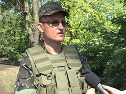 АТО: погибший журналист ВГТРК работал без аккредитации и защиты