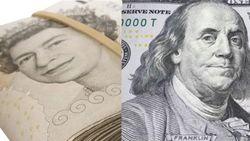 Вчера британский фунт обвалился к доллару