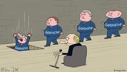 Преемник Путина – тайный сторонник Навального?