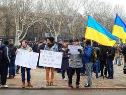 Паника в Одессе: жители скупают пресную воду