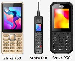 в России новый бренд недорогих кнопочных телефонов