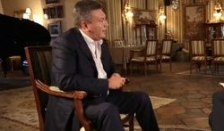 Янукович пояснил срыв СА с ЕС отсутствием нормальных условий