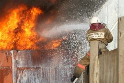 В Киеве горел Святошинский рынок – последствия