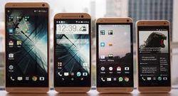 Уменьшенный HTC One M8 mini появился на рынке уже в мае