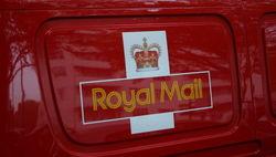 Акции Королевской почты Великобритании