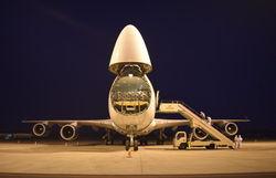 Грузовой Боинг 747