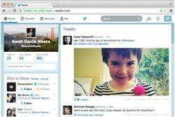Twitter объявил о редизайне  веб-версии своего сервиса