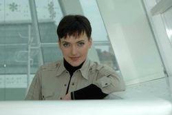 Российский омбудсмен не смогла уговорить Н. Савченко прекратить голодовку