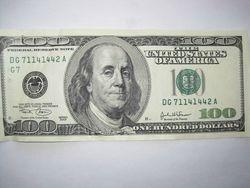 Данные Министерства торговли США опустили курс доллара к мировым валютам