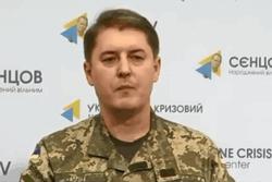 18 апреля на Донбассе 8 бойцов АТО получили ранения
