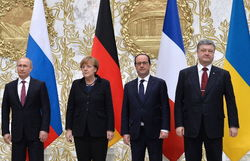 Встреча «нормандской четверки» может пройти в Берлине 19 октября
