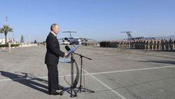 Российские эксперты о визите Путина в Сирию