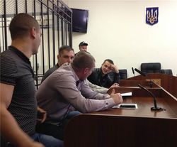 Украина: избивший журналистов Титушко приговорен к условному сроку