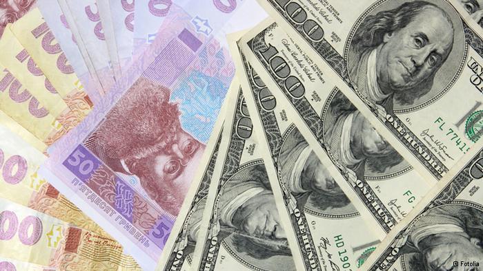 Когда официальный курс доллара превысит 26 гривен?