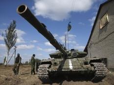 59 процентов украинцев выступает за продолжение активной фазы АТО