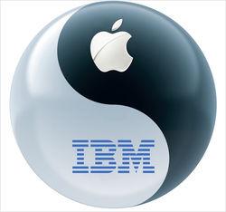 Для спасения iPad Apple и IBM объединятся