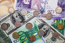 Курс евро на Forex остается во флете в конце недели