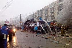 Мощность бомбы, взорванной в троллейбусе в Волгограде, – 4 кг тротила