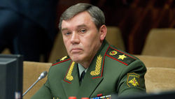 Начальник Генштаба ВС РФ: В Донбассе армии противостоит «безоружный народ»