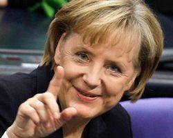 Меркель заверила Порошенко в «жесткой поддержке» ЕС