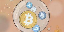 Не станут ли криптовалюты пузырем?