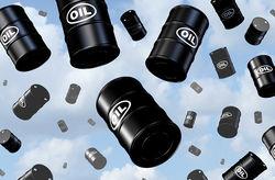 Цены на нефть падают с начала октября